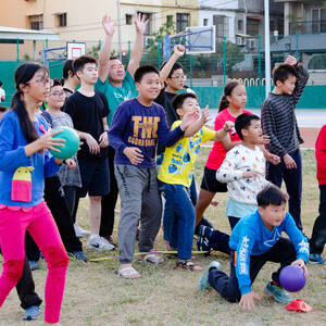 WeekendFUN Sports Outreach